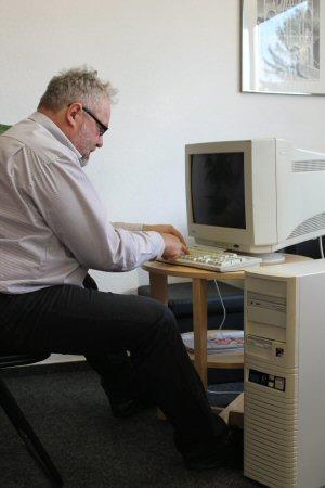 Wir kennen uns auch mit älteren Systemen aus.