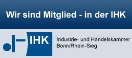 IHK Industrie- und Handelskammer Bonn/Rhein-Sieg